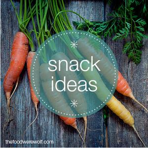 additive free snack ideas