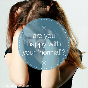 are you happy with your normal- (1)