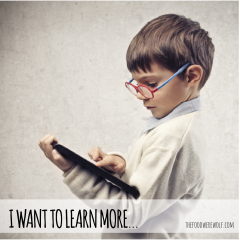 I-want-to-learn