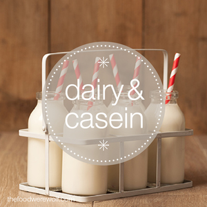 dairy and casein