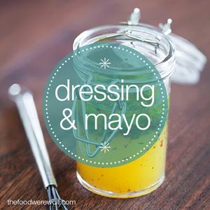 dressing&mayo