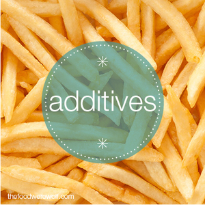 food additive information and tips