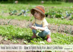 food intelligence 101 for kids