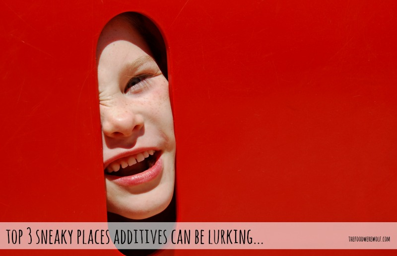 sneaky additives
