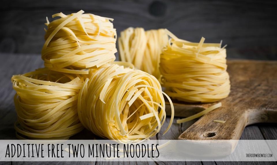 add free two min noodles