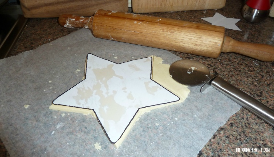 cut out star