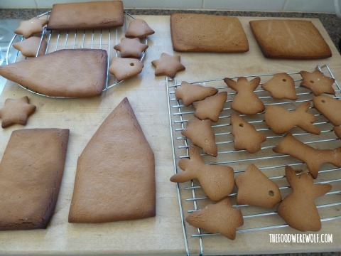ginger decorations 2