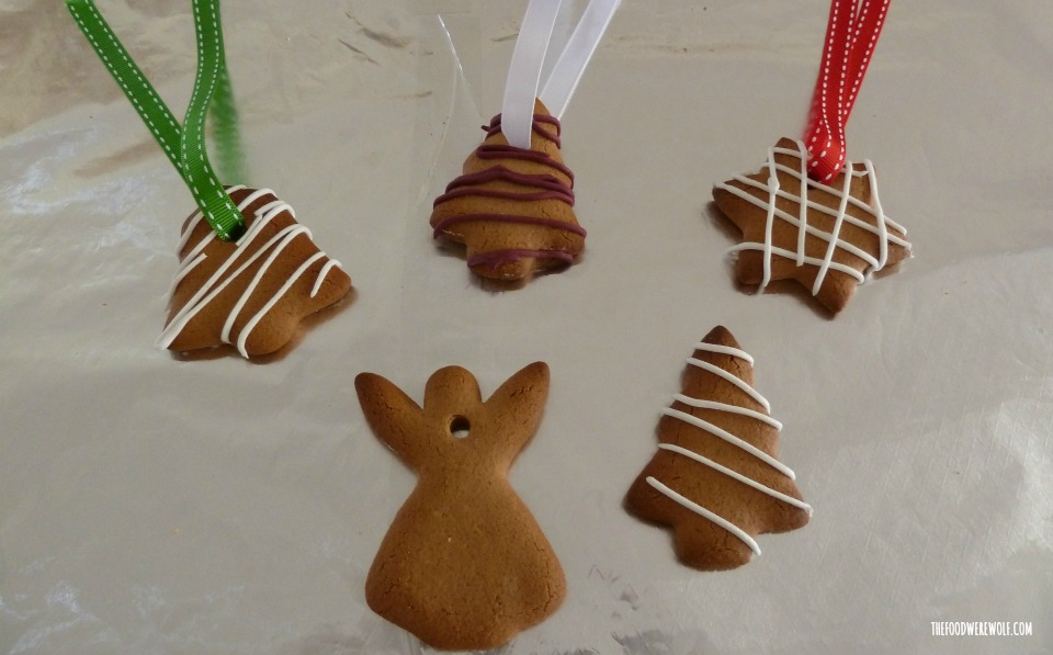 ginger decorations