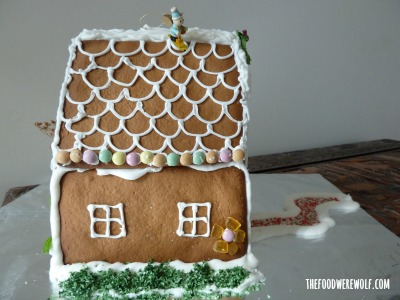 gingerbread house 3
