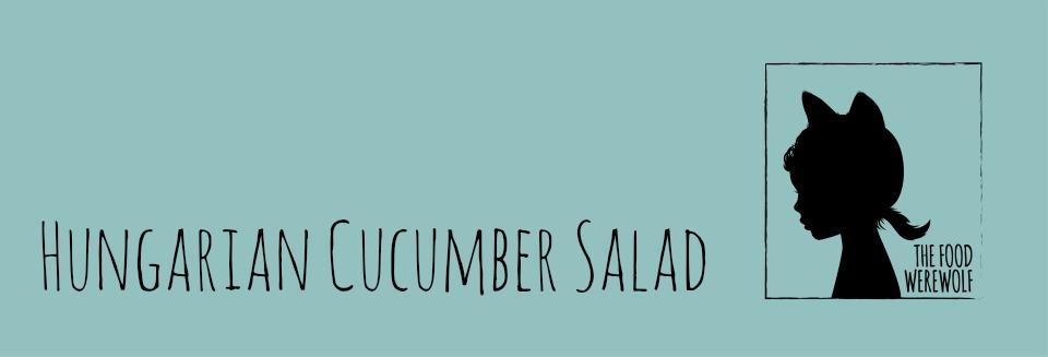 cucumber salad header