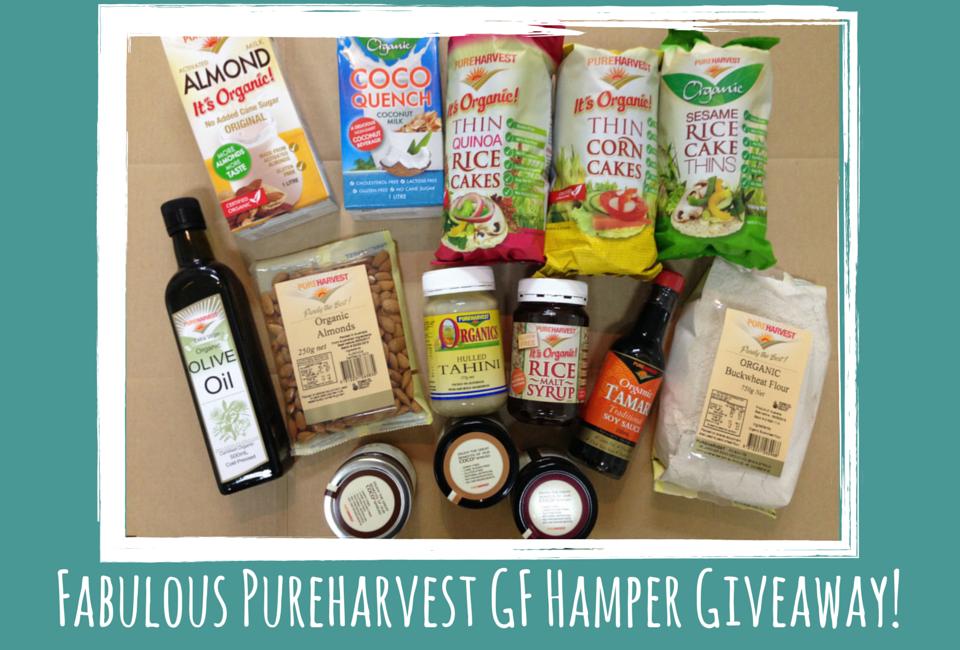 Pureharvest Giveaway 2