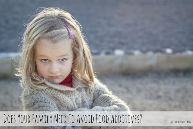 does your family need to avoid