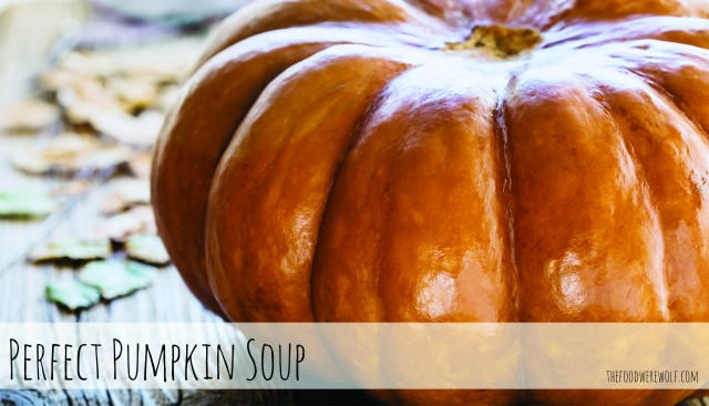 Perfect Pumpkin Soup Blog image