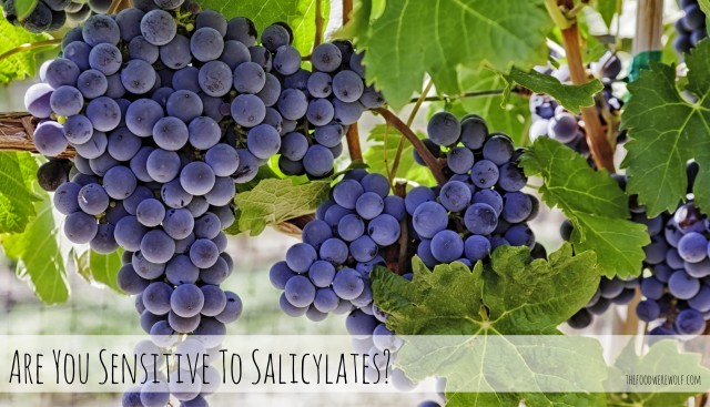 Are You Sensitive To Salicylates?